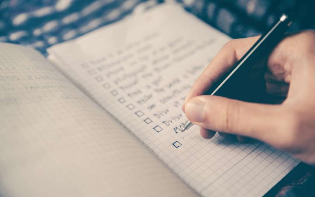 Five key 'To-Do's' before year end